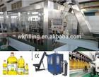 Bottling vegetable oil machine/pure water bottle filling machine