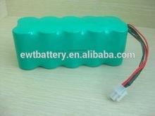 Battery Pack Nimh 12V 2000mAh dry battery 12v for ups defibrillator battery pack