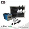 led light solar power kit 10w system charger