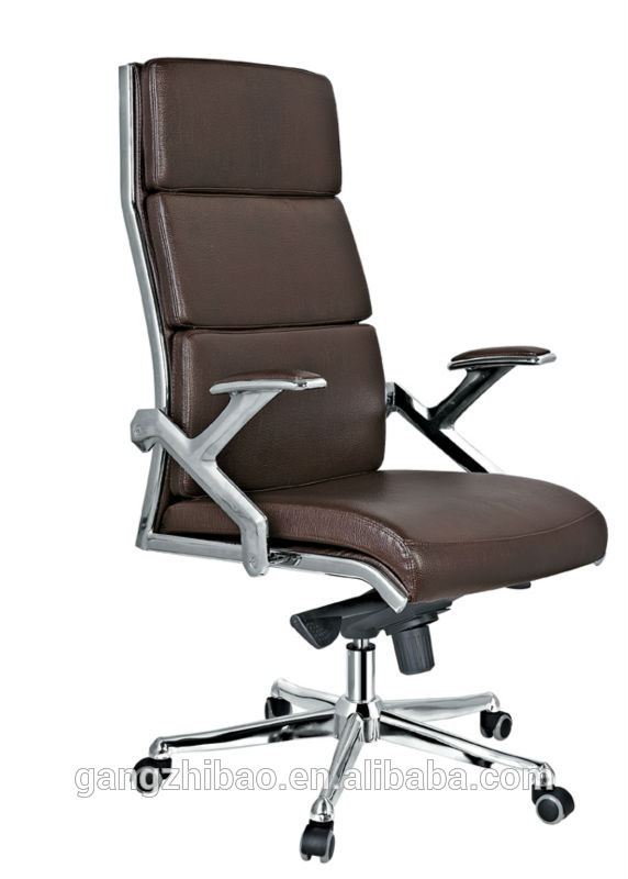High back Executive chair hot sales chair ARM ALUMINIUM AB-412A