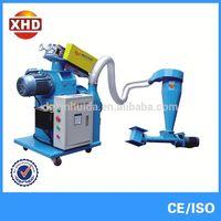 pp/pe film plastic recycling granulating machine
