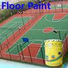 Outdoor basketball court sport polyurethane floor coating