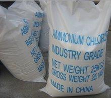 99.3% ammonium chloride toxicity
