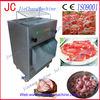 frozen/fresh chicken/pork meat cutting machine for hotel school