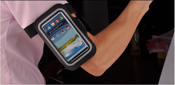 Hotsales Waterproof Jogging Running Aerobic Arm Bag Mobile Phone Case For Samsung S3 S4 Outdoor