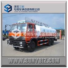 18cbm 6x4 dongfeng trucks tank truck water tank truck