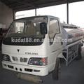4x2 yeni küçük petrol ve su nakliye tertibatı, en iyi fiyat yakıt tankeri
