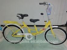 tandem bike/children and mothers bike