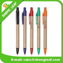 Environmental material eco-friendly pens paper pens