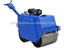 handheld vibrating road roller