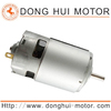 Electric toy motor for power wheel of ride-on toy