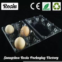 di plastica usa e getta contenitore in pvc per le uova