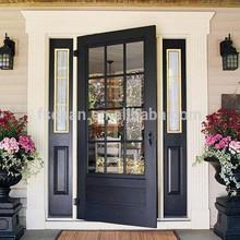European exterior wood door pictures
