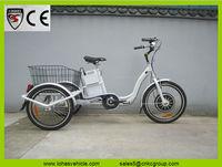 Spain es trike moto 3 wheel cargo trike