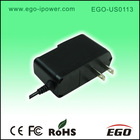 Cell phone accessory 5v 1.8a micro usb charger
