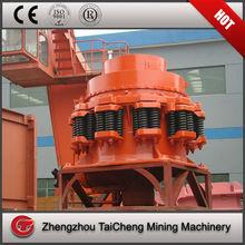 exported Singapore ore cone crushing machine river sand cone crusher