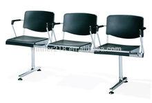 Plastic waiting chair HCC-27-3