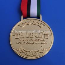 Dubai world championship medals