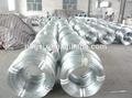 de alta bwg21 alambre galvanizado de zinc