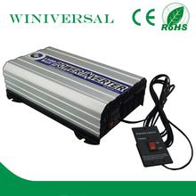 1500w off grid Solar inverters dc 12v ac 220v Connecter with Solar Batteries Use 12V DC Input Voltage Solar pv power inverter