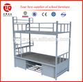 cama litera litera de hierro camas de metal del tubo