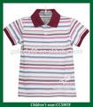 استعداد 18m-6y نوفا ارتداء الأطفال الصبي الصيف القطن تصميم جديد قميص بولو