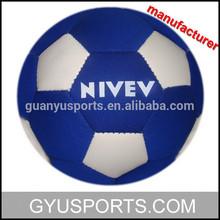Inflatable fabric soccer ballGY-B334