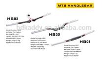 MTB Bicycle Frame Carbon Handlebar 3K/UD glossy (HB03)