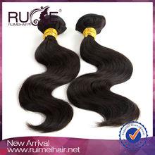 kbl top quality human peruvian virgin hair , 100% virgin peruvian hair