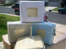 100% Double Brushed Luxury Microfiber Sheet Set