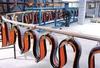 Flat Flexible festoon cable for Hoist Crane-YFFB