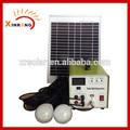 10w الرئيسية للنظام الطاقة الشمسية لتوليد الكهرباء