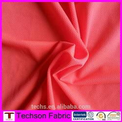 High quality quick dry nylon spandex sportswear mesh fabric