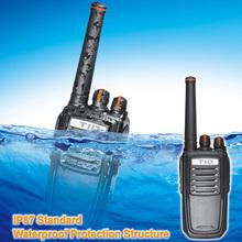 marine used two way power save on professional walkie talkie