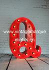 direct manufacturer of christmas retro letter light