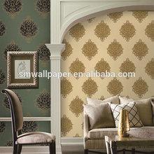 factory direct supply vinyl wallpaper waterproof wallpaper for bathrooms