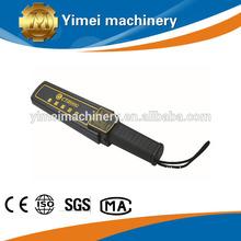 2014 hot sale mini LED indicador hand held metal detector