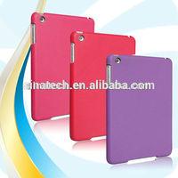 Newest Simple Style Flip Wallet Leather south korea fur imitation pu flip cover case for ipad mini