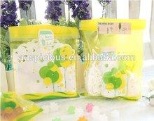 Wedding party opp cellophane plastic bag for gift