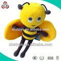 ucuz sevimli peluş arı kuklaları oyuncaklar