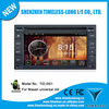 Android system 2 Din Car DVD FOR NISSAN Bluebird SYLPHY 2006-2012 with GPS Ipod DVR digital TV box BT Radio 3G/Wifi(TID-I001)