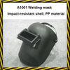 Cheap PP welder welding helmet