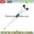 Forma de oso de lectura rápida del cuerpo de grabación digital termómetro clínico características( fu- ct03)