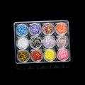 Colorido de alta qualiy pó acrílico para unhas, make up