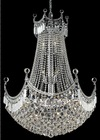 French alibaba crystal modern chandlers lights