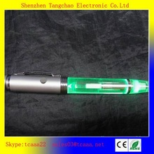 promotion led light pen with customized logo