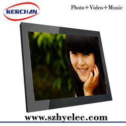 15 inch digital signage 3g wifi bus dvd player