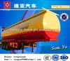 China Best-selling 3-Axles Oil/Fuel Tank Semi-Trailer