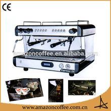 Dalian Amazon Coffee Equipment - 2 group commercial coffee machine