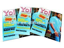 2012 New Magazine Printing